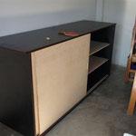 Das erste Möbel