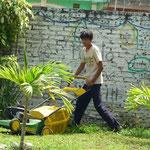 Umgebungsarbeiten
