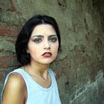Backstage portfolio Chiara: ritratti drammatici