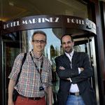 Il cortometraggio Images a Cannes