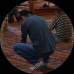 In effetti fra i fedeli delle moschee abbiamo notato qualcuno...