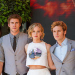 The Hunger Games photo call a Cannes