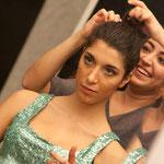 Backstage Giovanna e Valentina