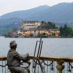 Escursione sul lago d'Orta (NO)
