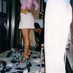 Backstage portfolio Polaroid Saldi