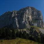 Gresse en Vercors - Automne - Mont Aiguille (www.gressedolomites.fr)