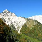 Gresse en Vercors - Automne - L'aiguillette (www.gressedolomites.fr)