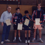 1993 Sieger-Pokalfinale in Bad-Grund