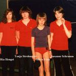 1980 weibliche Jugend
