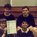 1992 Geismar-Turnier
