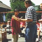 1997 Jugend- Vereinsmeisterschaft