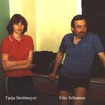 1980 weibliche Jugend mit Betreuer