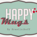 Happy Mugs Krasilnikoff