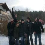 Ja-Neko Winterwanderung 2009