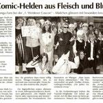 CosCon - Ja-Neko war in der Zeitung ^-^