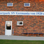 Sportjugendheim im Sportpark