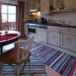 Küchenzeile- hier fehlt kein Komfort