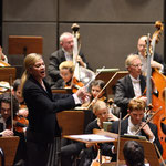 Aachen, Eurogress, Sinfoniekonzert unter Keri-Lynn Wilson