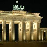 Brandenburger Tor, Berlin - Deutschland