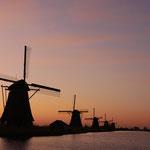 Kinderdijk, Rotterdam - Niederlande