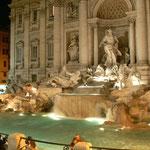 Trevibrunnen - Rom - Italien
