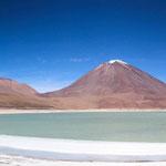Laguna Verde - Bolivien