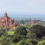 Tempel von Bagan - Myanmar