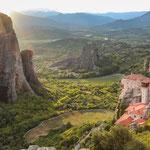 Meteora Klöster - Griechenland