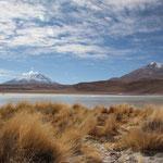 Hochlandsee - Bolivien