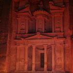 Felsenstadt Petra - Jordanien