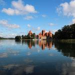 Wasserburg Trakai - Litauen