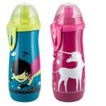 Motivgestaltung für Kinder Trinkflaschen von NUK
