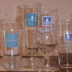Neufang Brauerei Saarbrücken Bierglas