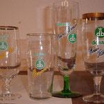 Donner Brauerei Saarlouis Bierglas