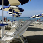 Strandtag im Bagno Monia