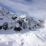 Ausblick von der Schaubachhütte