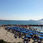 Strand in Lerici