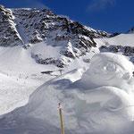 im Madritsch Skigebiet