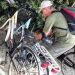 Unsere Biciclettas