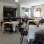 Der italienische Speisesaal
