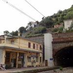 Bahnhof von Riomaggiore