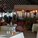 Restaurant von Innen