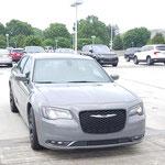 Chrysler 300S - zuverlässig und bequem während der ganzen Reise