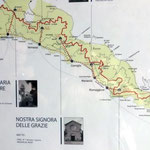 Cinque Terre mit Monterossa, Vernazza und Riomaggiore per Bahn entdecken