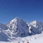 Südtiroler Winterwetter