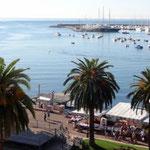 Wöchentlicher Markt in Rapallo....