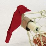 てつつき Hand Pecker。2004/2/7創作。1:4長方形1枚。