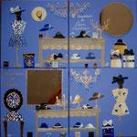 Blue Hat 4x30x30