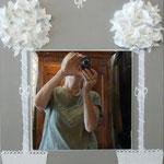 Arbre Toscan miroir 50x70
