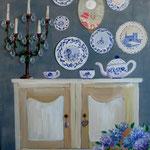 Provence bleue 100x80